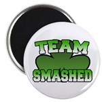 "Team Smashed 2.25"" Magnet (10 pack)"