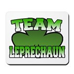 Team Leprechaun Mousepad