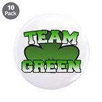 "Team Green 3.5"" Button (10 pack)"