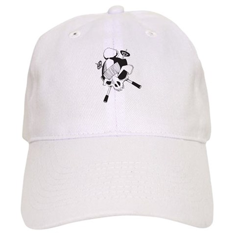 Ski Tattoo Cap