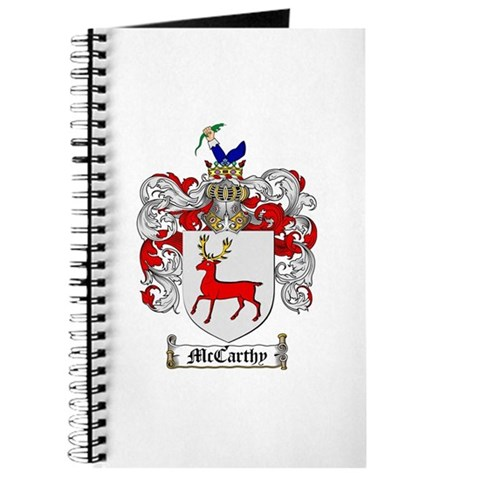 McCarthy Coat of Arms / McCarthy Family Crest