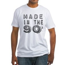 Made in the 90's Fitted T-Shirt