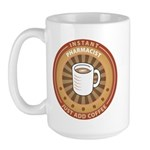 Instant Pharmacist Large Mug