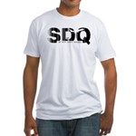 Santo Domingo SDQ Dominican Rep. Fitted T-Shirt