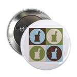 """Pharmacology Pop Art 2.25"""" Button (10 pack)"""
