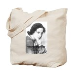 Philosopher: Hannah Arendt Tote Bag