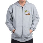 Bionic Turkey On Sale Zip Hoodie