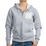 The Club Zone Women's Zip Hoodie