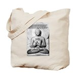 Buddhism Philosophy of Love Tote Bag