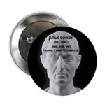 "Great Roman: Julius Caesar 2.25"" Button (100 pack)"
