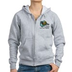 Couch Potato Jogging Women's Zip Hoodie