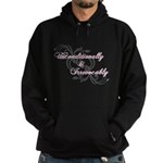 Irrevocably In Love Twilight Hoodie (dark)