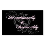 Irrevocably In Love Twilight Rectangle Sticker 10