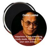 "The Dalai Lama 2.25"" Magnet (10 pack)"