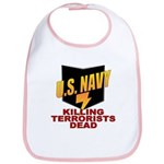 U.S. Navy Kills Terrorists Bib