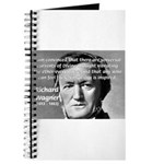 Musician Richard Wagner Journal