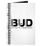 Budapest Airport Code BUD Hungary Journal