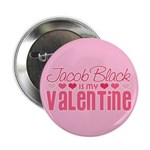 "Jacob Twilight Valentine 2.25"" Button (10 pack)"