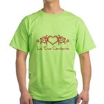 La Tua Cantante Green T-Shirt