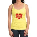 Heart Belongs Twilight Jr. Spaghetti Tank