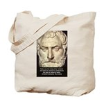 Greek Philosophy: Thales Tote Bag