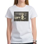 Rationalist Baruch Spinoza Women's T-Shirt