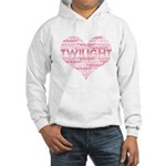Twilight Heart Hooded Sweatshirt