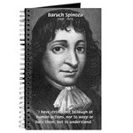 Philosopher Baruch Spinoza Journal