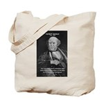 Herbert Spencer Tote Bag