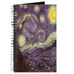Van Gogh Starry Night Journal