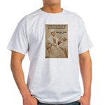 Feminist Sojourner Truth Ash Grey T-Shirt