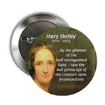Writer Mary Shelley Button