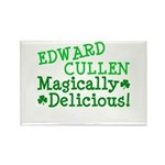 Edward Magically Delicious Rectangle Magnet
