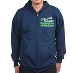 Carlisle Magically Delicious Zip Hoodie (dark)
