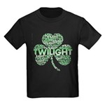 Twilight Shamrock Kids Dark T-Shirt
