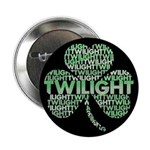"Twilight Shamrock 2.25"" Button"