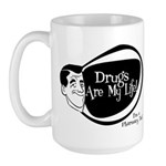 Manly Pharmacy Tech Large Mug