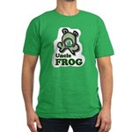 Uncle Frog's Pond Men's Fitted T-Shirt (dark)