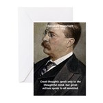 President Theodore Roosevelt Greeting Cards (Packa