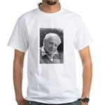 Open Society: Karl Popper White T-Shirt