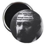 "Theoretical Science Poincare 2.25"" Magnet (10 pack"