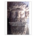 Dialogues of Plato Poet in Love Small Poster