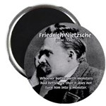 Christian Morality / Nietzsche Magnet