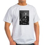 Eternal Poetry Thomas More Ash Grey T-Shirt