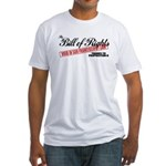 Bill of Rights (San Francisco Fitted T-Shirt