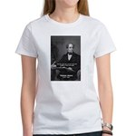 Irish Poet: Thomas Moore Women's T-Shirt