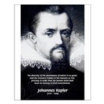 Kepler Scientific Revolution Small Poster