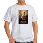 Jesus Kingdom of Heaven Ash Grey T-Shirt
