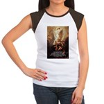 Jesus Kingdom of Heaven Women's Cap Sleeve T-Shirt