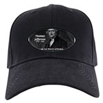 President Thomas Jefferson Black Cap